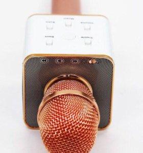 Портативный Караоке-микрофон Q7