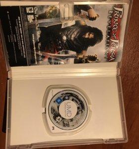 Игровой диск PSP