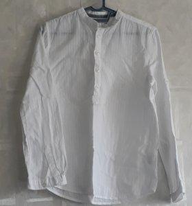 Рубашка Zara мал.р152