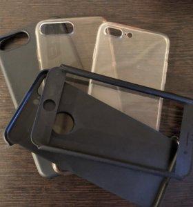 Чехлы на iPhone 7+