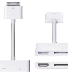 30-контактный цифровой AV-адаптер Apple