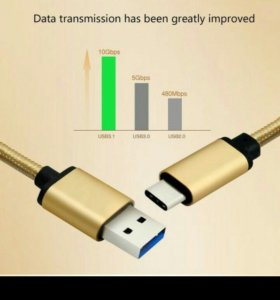 USB шнур на телефон