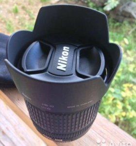 Объектив AF-S Nikkor 18-105 mm 1:3.5-5.6 G ED