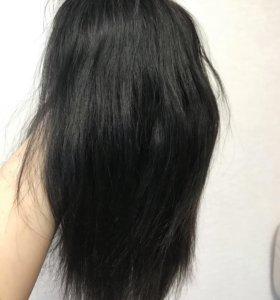 Натуральный парик
