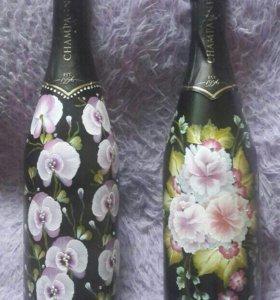 Подарочные бутылки