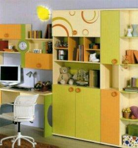 Мебель в детскую Фруттис