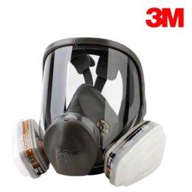 Маска полнолицевая 3М