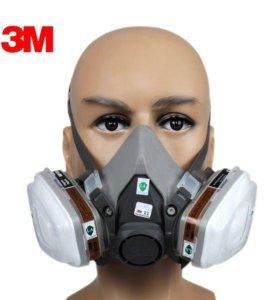 Респиратор 3М (полумаска)