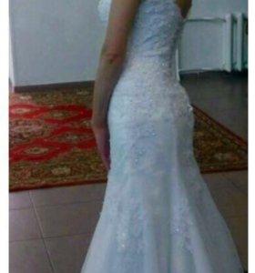 Свадебное платье Новое состояние.
