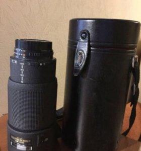 Объектив Nikon ED AF 80-200mm D