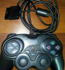 Джойстик PS1/PS2