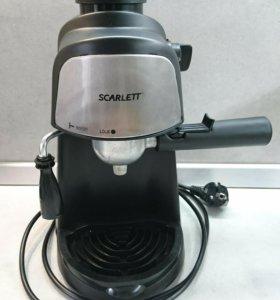 Кофеварка Scarlett sc-037