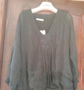 Блузка женская новая размер 56-58.