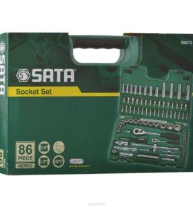 Набор инструментов SATA 09013