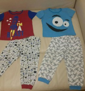 Пижамки 1-2г