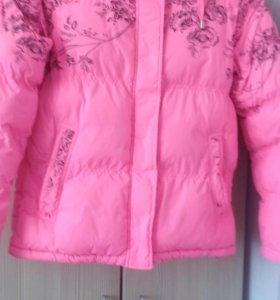 Зимний комплект-Горнолыжный костюм