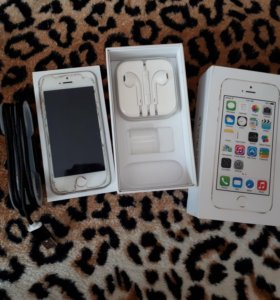 Продам iPhone 5s 16гб не работает кнопка HOME!