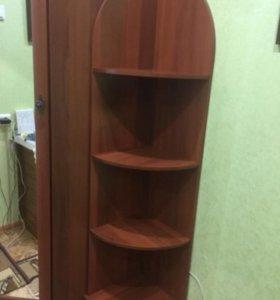 Шкаф - этажерка