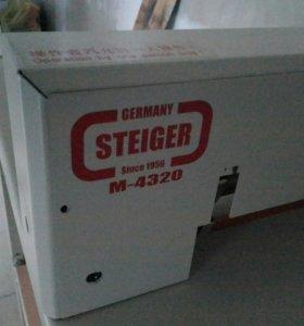Гильотина Steiger M-4320 на ногах