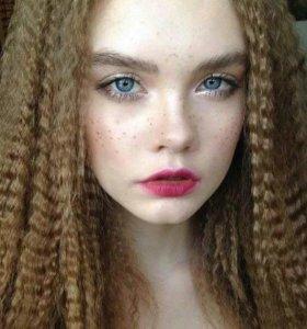 Шипцы-гофре/плойка для волос Dewal Pro-ZWide03-84