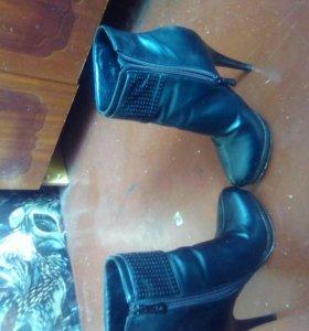 Туфли демисезонки