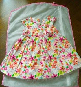 Детское платье Baby club, 86 см.