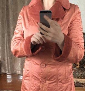 Женская куртка легкая