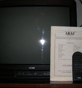 AKAI CT-2107D