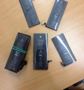 Новые батареи для телефонов