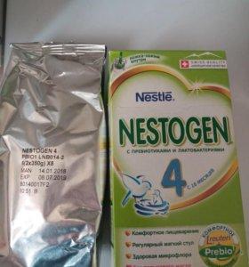 Смесь детская Nestogen 4
