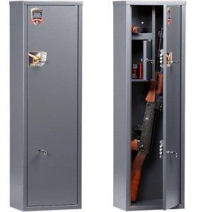 Сейф для оружия 1025 с полкой и трейзером