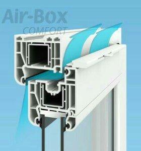 Клапан приточный Airbox Comfort