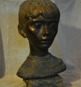 Скульптурный портрет на заказ