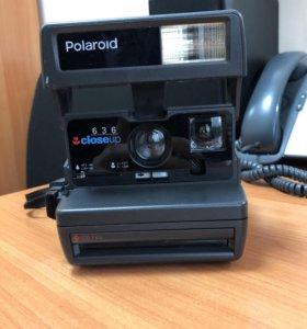 "Фотоаппарат ""Polaroid 636""."