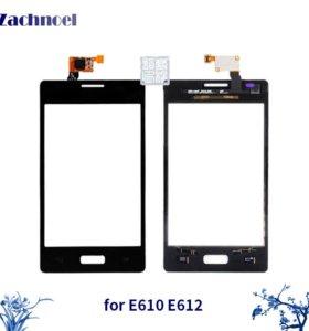 Тачскрин LG E610/E612 Optimus L5