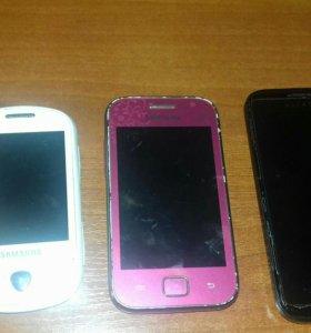 Телефоны БУ