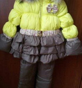 Новый зимний костюм via lattea