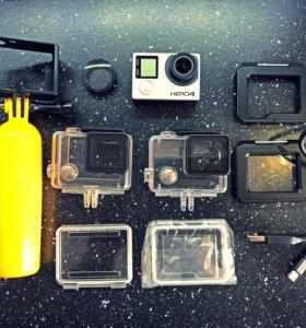 Камера GoPro 4 black
