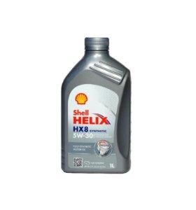 Масло 5W30 Shell Helix HX8 синтет. моторное 1L