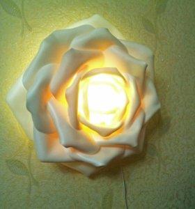 Светильник из изолона