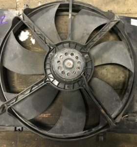 Вентилятор охлаждения Mercedes 202