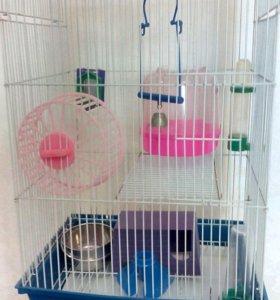 Клетка для попугая/грызунов