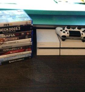 PS4/500GB/white