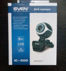 Веб камера, совершенно новая