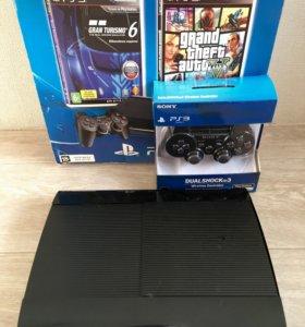 PlayStation 3, PS3 + 4 топовые игры