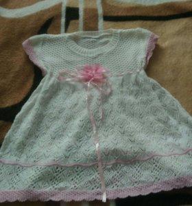 Платьеце для девочки