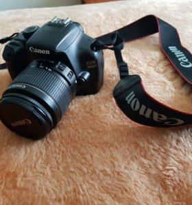 Canon 1100d зеркальный фотоаппарат