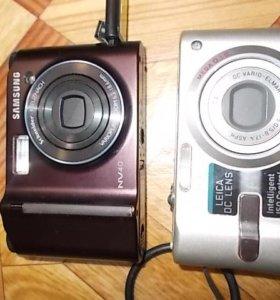 продам фотоаппараты в отл.сост.