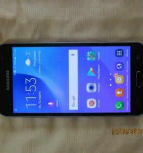 Смартфон SAMSUNG GALAXY J32016