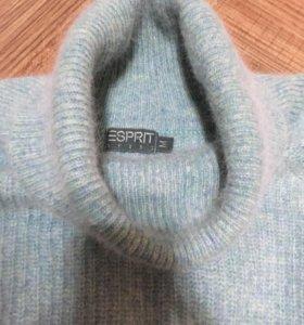 Новый. Джемпер свитер Оверсайз.46-48-50. Шерсть.